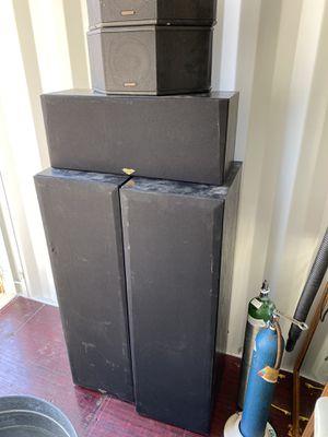 Klipsch KLF30 speakers for Sale in St. Petersburg, FL