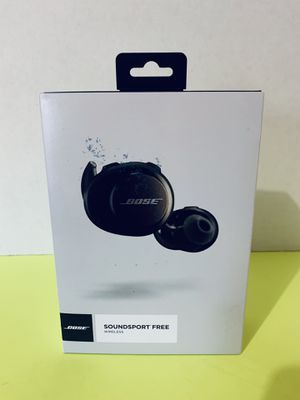 Bose Soundsport Free Wireless Headphones... Open Box for Sale in Homestead, FL