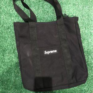 Supreme Canvas Tote Bag for Sale in Irvine, CA