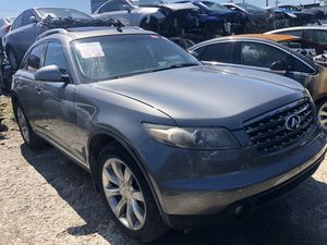 2006 Infiniti FX 35 for parts for Sale in Grand Prairie, TX