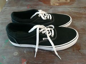 Black Vans Size 10 Mens for Sale in Calexico, CA