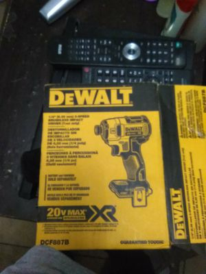 DeWalt unpack drill for Sale in Phoenix, AZ