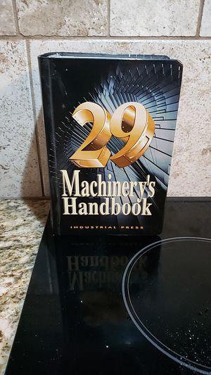 Machinery's Handbook for Sale in Auburn, WA