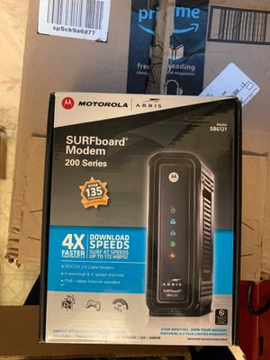 Surfboard Modem 200 series for Sale in Suitland, MD