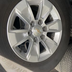 """17"""" Chevy Rims And Tires for Sale in Murrieta, CA"""