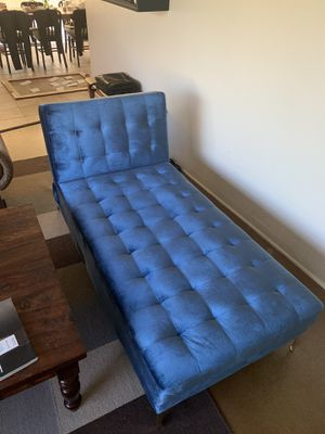 Futon Bed, Or Long Lounge Chair for Sale in Phoenix, AZ