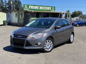 2012 FORD FOCUS SE for Sale in Tacoma, WA