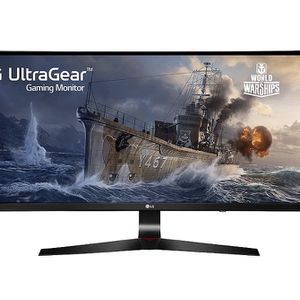 LG 34UC79G-B 34 Inch Curved Ultrawide IPS 144Hz Gaming Monitor for Sale in Las Vegas, NV