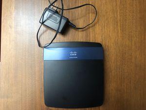 Linksys Router (EA3500) for Sale in Phoenix, AZ