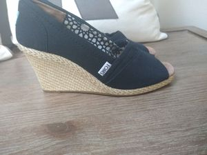 Tom's Wedges size 7 for Sale in Kent, WA