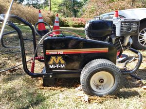 Mi-T-M 3500 PSI pressure washer for Sale in Moneta, VA