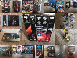 Star Trek collectibles!!! for Sale in Uvalda, GA