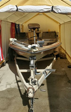 1986 Ranger Bass boat 372V for Sale in West Covina, CA