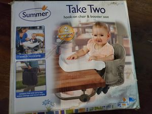 Baby booster seat for Sale in El Cajon, CA