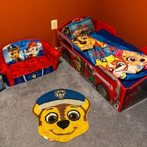 Paw Patrol Bed Set for Sale in Waldorf, MD