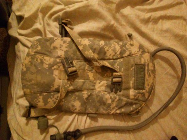 Camelbak army bag