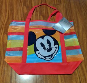 NEW MICKEY MOUSE OVERSIZE SUMMER TOTE BAG for Sale in City of Industry, CA