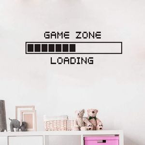 Brand New Vinyl Wall Decal Game Sticker Home Decor Gamer Room Wall Mural Boys Bedroom Playroom Kids Babyroom Fun 8bit Style Art Decoration for Sale in Queens, NY