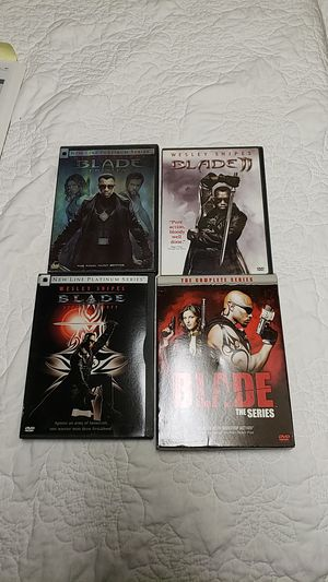 Entire Blade movie and series Anthology for Sale in Nashville, TN