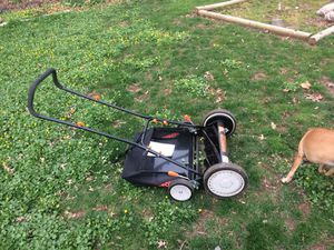 "18"" Remington Push Mower for Sale in Horsham, PA"