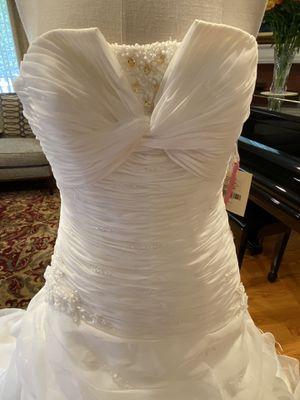 Wedding dress size 10 for Sale in Pasadena, CA