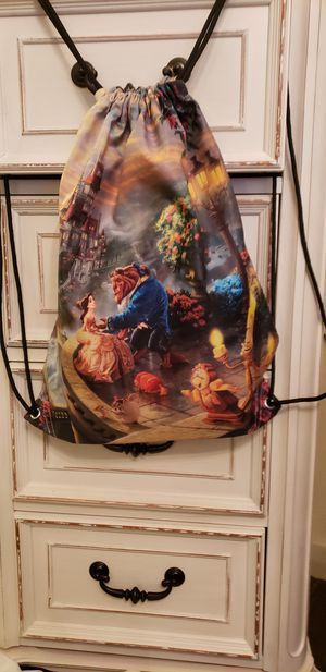 Beautiful New Beauty and the Beast Backpack for Sale in Fontana, CA