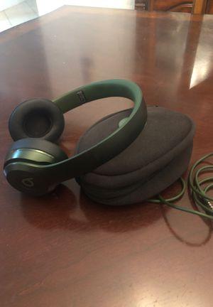 Beats solo wired headphones for Sale in Ocoee, FL
