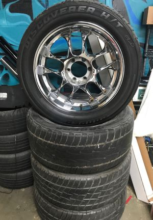 20 inch Chrome Rims for Sale in Ontario, CA