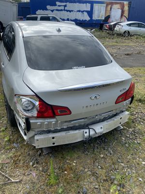 2007 Infiniti G35X Parting Out. for Sale in Portland, OR