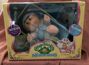 New Cabbage Patch Newborn Doll for Sale in Saint Paul, MN