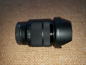 Sony FE 28-70mm f3.5-5.6 Lens for E-mount for Sale in New York, NY