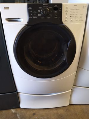 Kenmore Washer $200 With Warranty for Sale in Fresno, CA