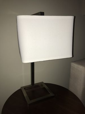2 Table Lamps for Sale in Chicago, IL