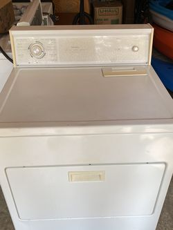 Kenmore Dryer (Rare) for Sale in Lake Oswego,  OR