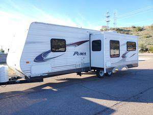 2012 Forest River Palomino Puma 26RLSS Travel trailer Camper Rv for Sale in Mesa, AZ
