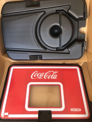 Basketball hoop Coca Cola for Sale in Chandler, AZ
