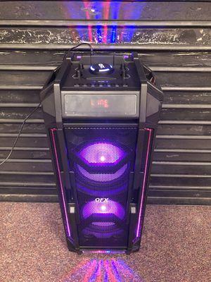 Bluetooth speaker 🔊 karaoke 🎤 for Sale in Silver Spring, MD