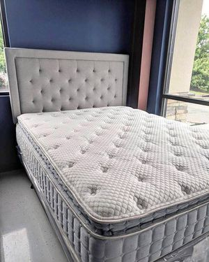Pillowtop �Mattress bed Blowout �$40 Down take it home! 2/2 for Sale in Dover, DE