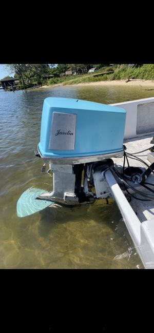 1980 Johnson 100hp 2 stroke outboard motor for Sale in Apopka, FL