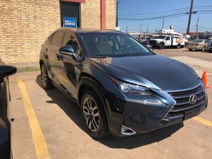 2015 Lexus NX 200t fully loaded Leather Sunroof Push Start Low miles One Owner for Sale in Dallas, TX