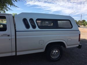 FIBERGLASS CAMPER SHELL for Sale in Gilbert, AZ