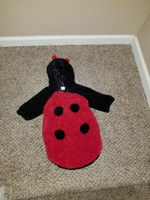 Baby Ladybug Costume for Sale in Murfreesboro, TN
