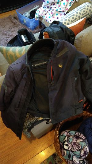 REV'IT EXCALIBUR MOTORCYCLE JACKET for Sale in Richmond, CA