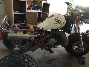1985/ATC-250R( the banshee killer)90percent complete, seat,front brake,level n throttle, too ends needs rebuild.(1200$ is asking price) for Sale in Springerville, AZ