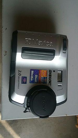 Sony fd mavica camera. for Sale in Modesto, CA