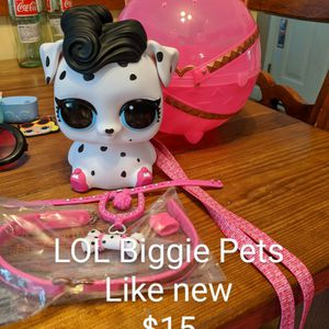LOL Surprise Biggie Pet Dollmation for Sale in Canonsburg, PA