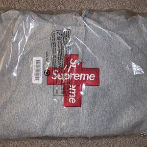 Supreme Cross Box Logo Hooded for Sale in Arlington, VA