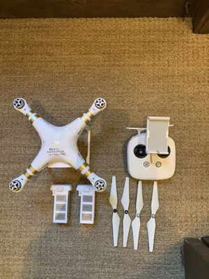 Phantom 3 Professional Drone 4K Camera for Sale in Holladay, UT
