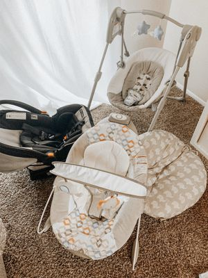 BABY BUNDLE, INFANT CAR SEAT, SWING, BOUNCER, BOPPY for Sale in San Diego, CA