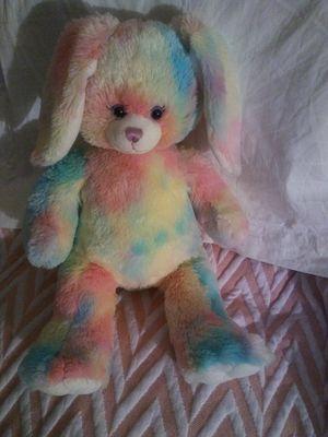 Build a Bear Bunny Rabbit Plush Stuffed Animal for Sale in Peachtree Corners, GA